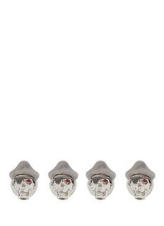 Deakin & Francis Pirate skull shirt studs
