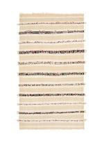 Large vintage Berber wedding rug runner