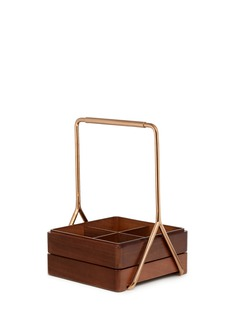 Tang Tang Tang TangWalnut wood candy condiment box
