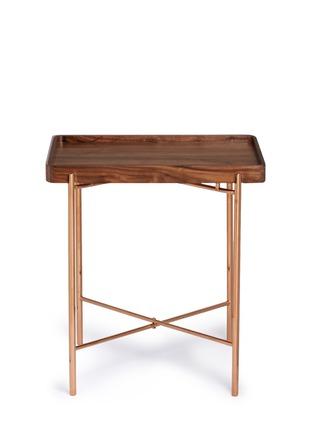首图 –点击放大 - TANG TANG TANG TANG - Walnut wood folding side table