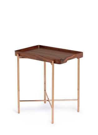 - TANG TANG TANG TANG - Walnut wood folding side table