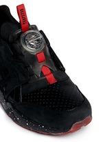 x Trapstar 'Disc Blaze' speckled sneakers