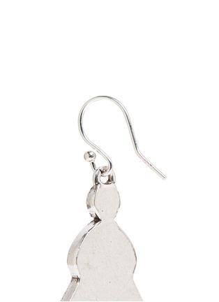 Philippe Audibert-'Lozzi' lapis stone earrings