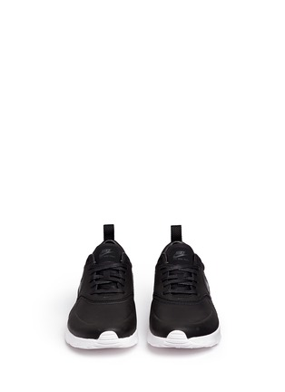 Front View - Click To Enlarge - Nike - 'Air Max Thea Premium' low top sneakers