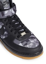 'AF-1 Ultra Force' mid top leather sneakers