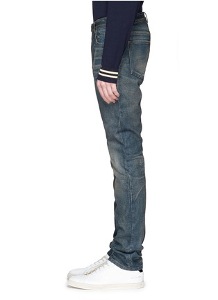 Detail View - Click To Enlarge - Maison Margiela - Washed slim fit jeans