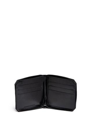 Alexander Wang -Zip leather bifold wallet