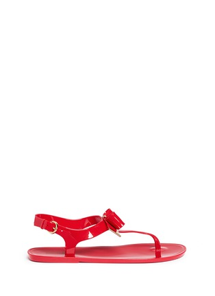 Main View - Click To Enlarge - Michael Kors - 'Kayden' jelly sandals