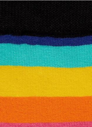 Detail View - Click To Enlarge - Happy Socks - Stripe socks