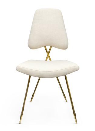 Main View - Click To Enlarge - Jonathan Adler - Maxime dining chair