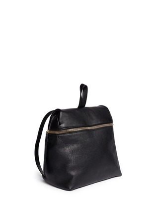 Front View - Click To Enlarge - Kara - Medium leather backpack