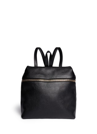 Main View - Click To Enlarge - Kara - Medium leather backpack