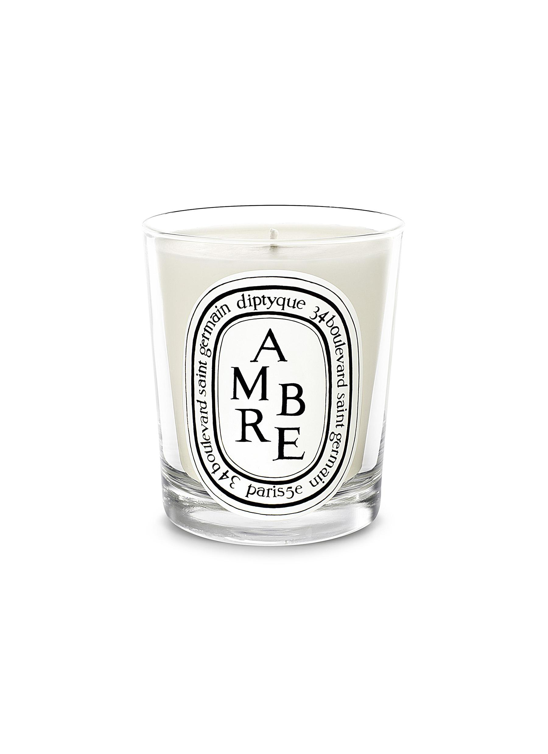 Ambre Scented Candle 190g by diptyque