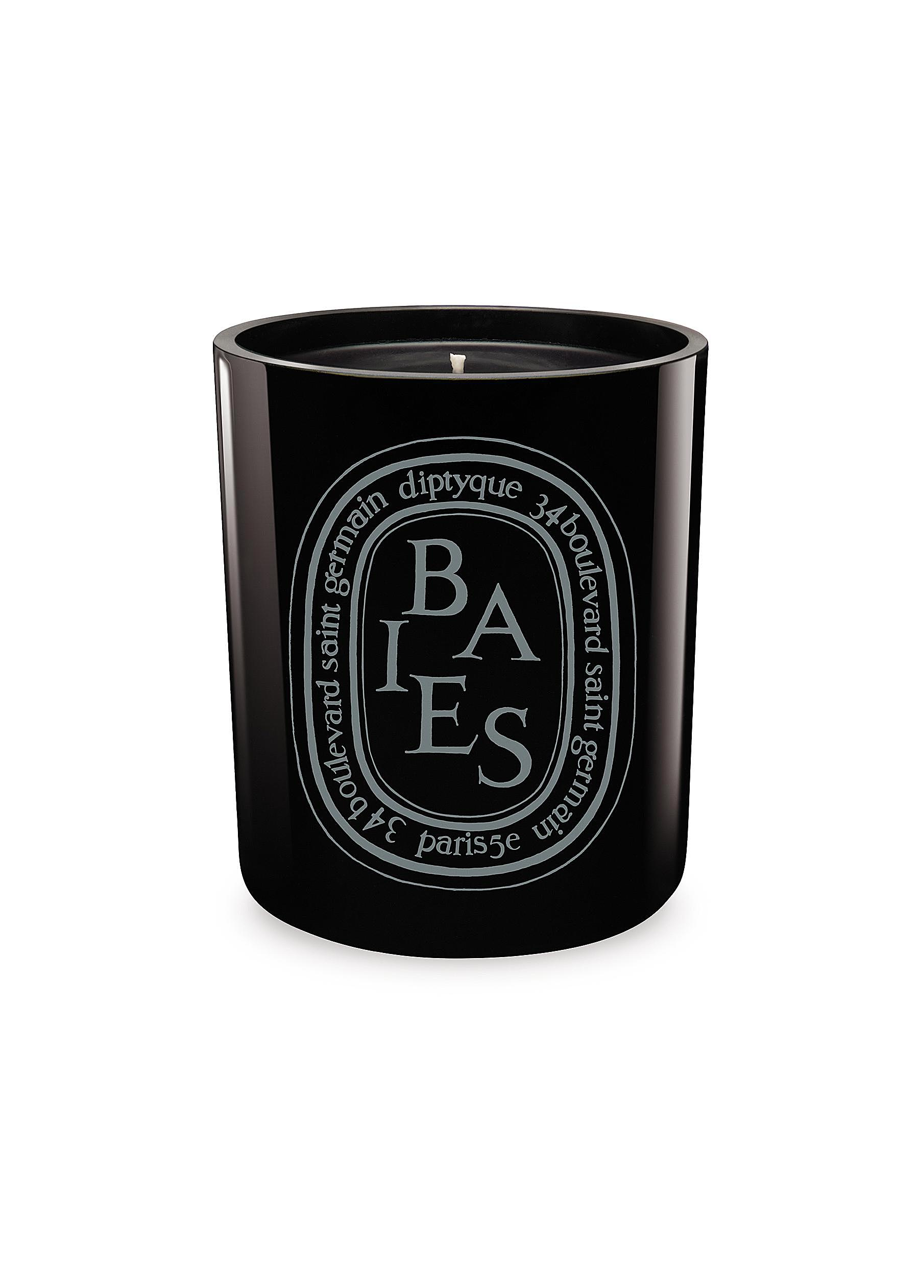 Baies Noires Scented Coloured Candle 300g by diptyque