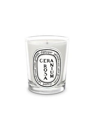 Main View - Click To Enlarge - diptyque - Géranium Rosa Scented Candle 190g