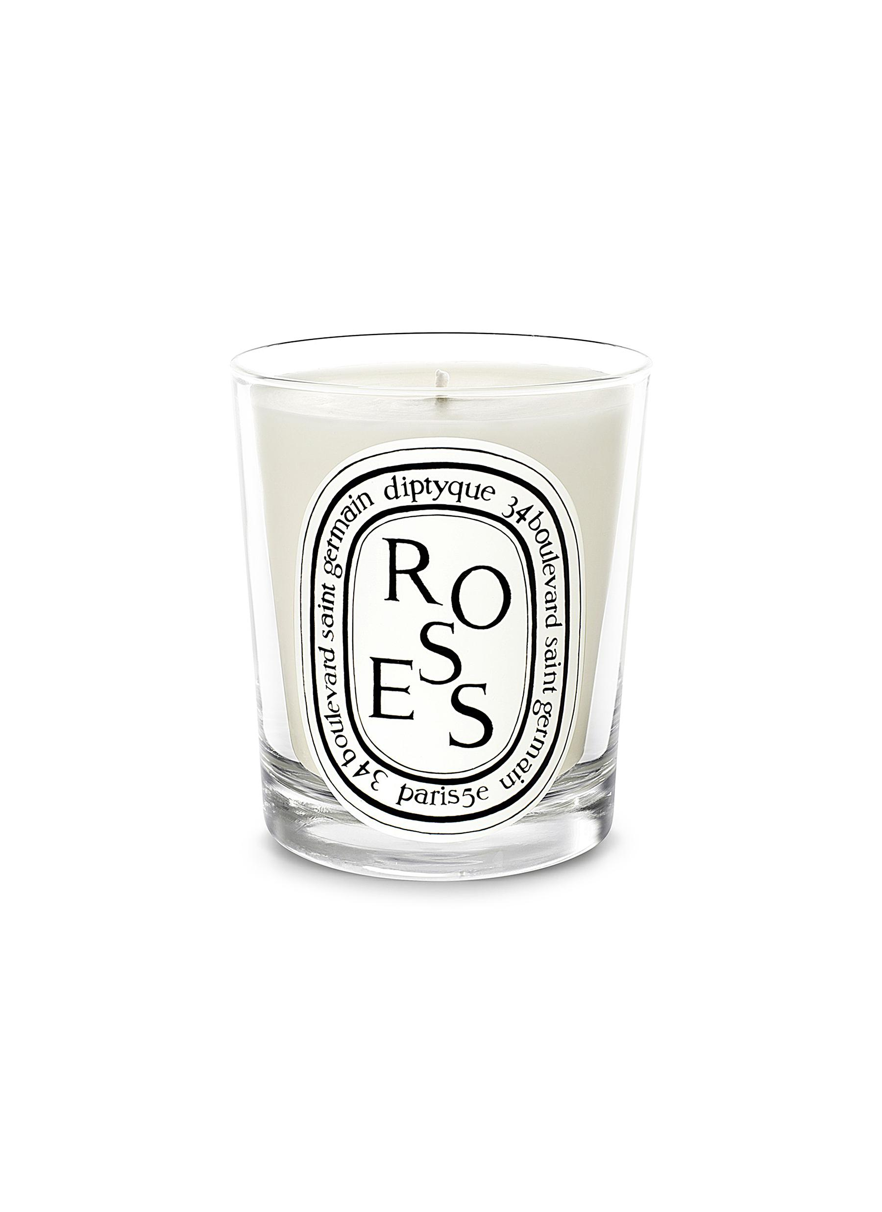 diptyque female roses scented candle 190g