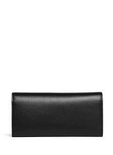 ALEXANDER MCQUEEN'Heroine' leather wristlet wallet