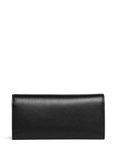 ALEXANDER MCQUEENHeroine leather wristlet wallet