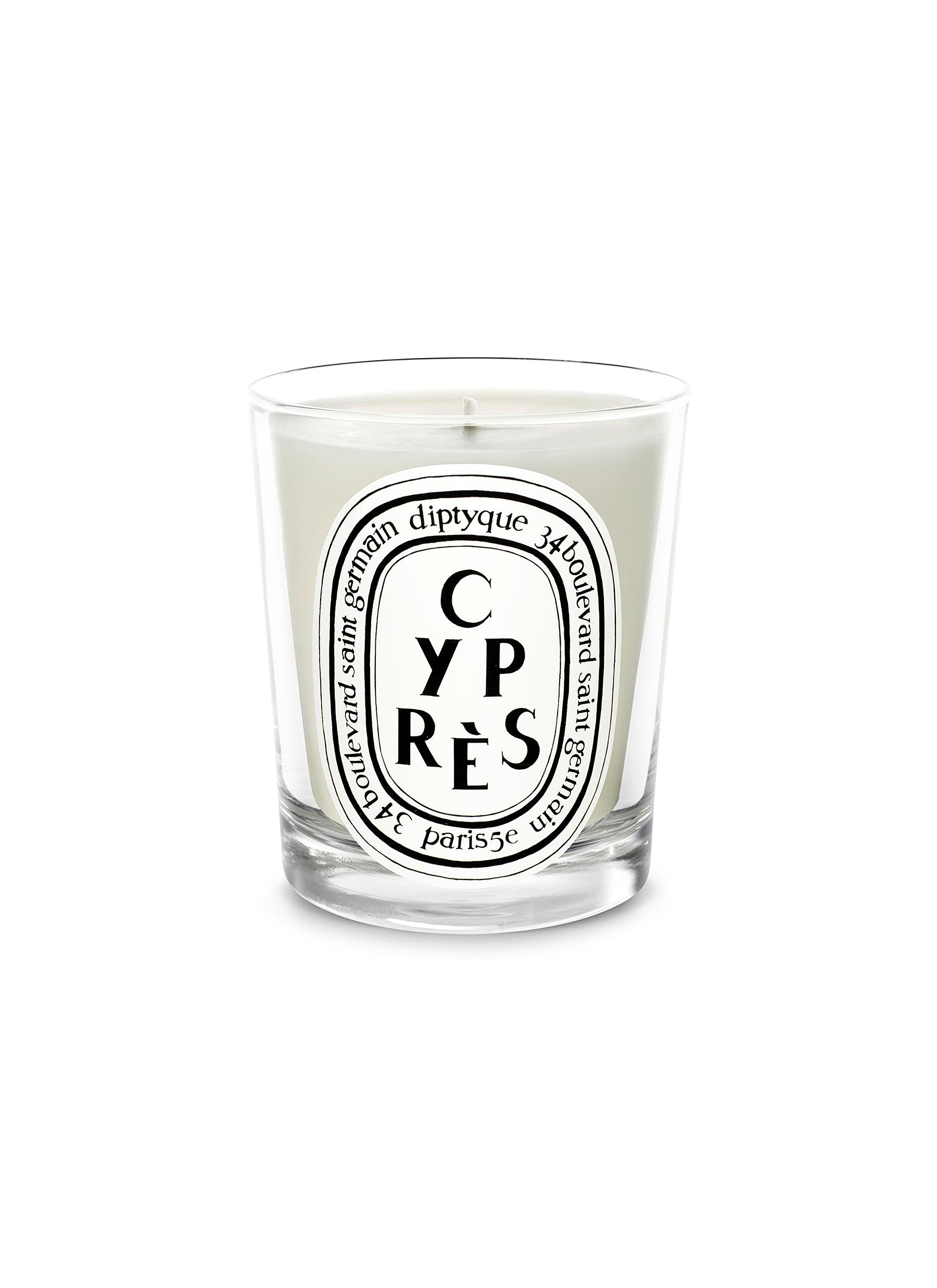 Cyprès Scented Candle 190g by diptyque