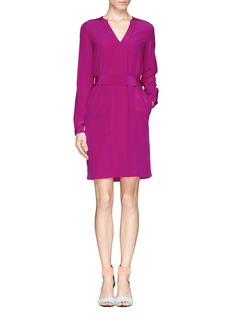 DIANE VON FURSTENBERG 'Hilary' silk dress