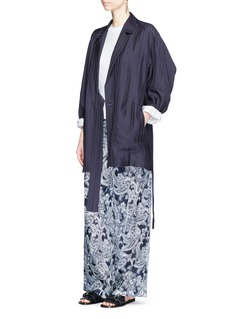 Acne Studios 'Tennessee' paisley print wide leg pants