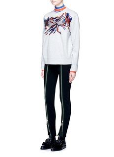 Emilio PucciPunto Milano zip leg skinny pants