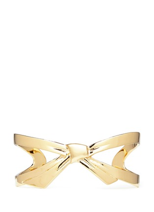 Philippe Audibert - Candy bow cutout cuff