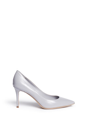 Main View - Click To Enlarge - Fabio Rusconi - 'Nataly' kid leather pumps