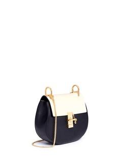 Chloé'Drew' small colourblock leather shoulder bag