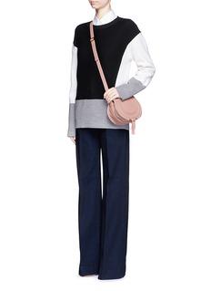 CHLOÉ'Marcie' small leather crossbody bag