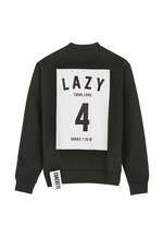 'Series 1 to 10' unisex sweatshirt - 4 Lazy