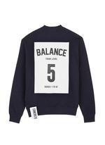 'Series 1 to 10' unisex sweatshirt - 5 Balance