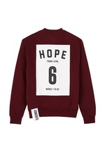'Series 1 to 10' unisex sweatshirt - 6 Hope
