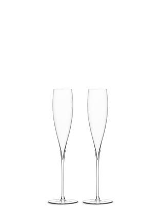 首图 –点击放大 - LSA - SAVOY笛形香槟杯两件套