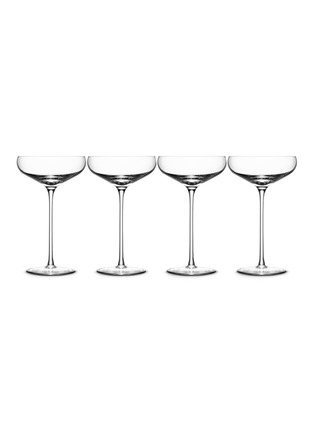 Main View - Click To Enlarge - Lsa - Wine champagne saucer set