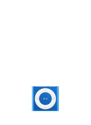 Main View - Click To Enlarge - Apple - iPod shuffle - Blue