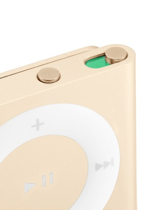 Detail View - Click To Enlarge - Apple - iPod shuffle - Gold