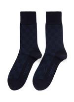 'Sensitive' crew socks