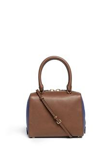 MARNIColour block leather bag