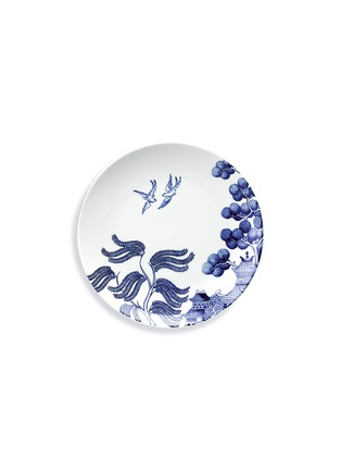 Main View - Click To Enlarge - LOVERAMICS - Willow Love Story salad plate