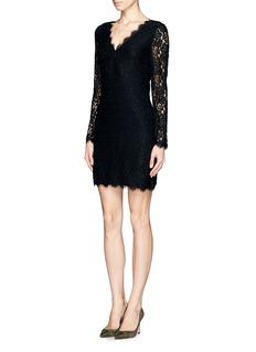 DIANE VON FURSTENBERGDakota lace dress