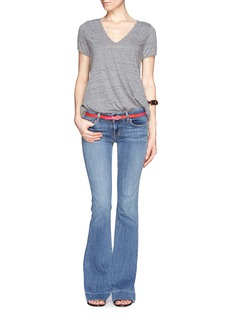 J BRAND Love Story bell-bottom jeans