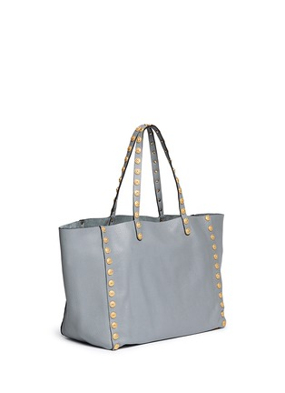 Figure View - Click To Enlarge - Valentino - 'Gryphon' stud leather tote