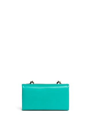 Back View - Click To Enlarge - Valentino - 'Rockstud Va Va Voom' leather shoulder bag