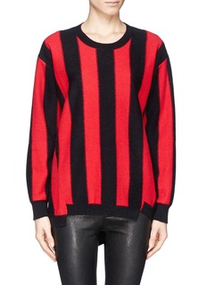 SANDRO 'Selia' stripe sweater