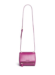 GIVENCHY 'Pandora Box' mini leather bag