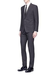 Dolce & Gabbana'Gold' slim fit virgin wool suit