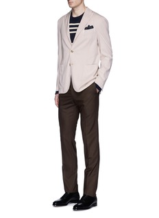 Boglioli 'K Jacket' cotton soft blazer