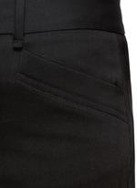 'Corey' wide leg cropped pants