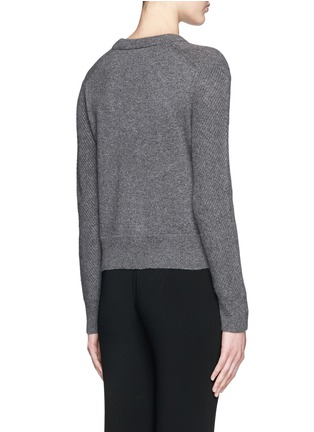 Back View - Click To Enlarge - rag & bone - 'Alexis' cashmere sweater